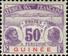 [Postage Due Stamps, type B5]