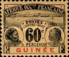 [Postage Due Stamps, type B6]
