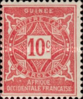 [Postage Due Stamps, Typ C1]