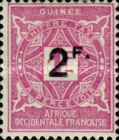 [Not Issued Stamps Surcharged, Typ D]