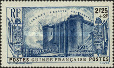 [The 150th Anniversary of the French Revolution, type AD4]