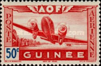 [Airmail - Airplanes, Typ AO]