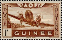 [Airmail - Airplanes, Typ AO1]