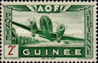 [Airmail - Airplanes, type AO2]