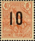 [Shepherd Stamps of 1904 Surcharged - Distance between 0 & 5: 2½ mm. Type A: - Distance between 0 & 5: 2 mm and Distance between 1 & 0: 3 mm, Typ G12]