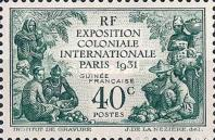 [Paris Colonial Exposition, type L]