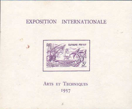 [World Exposition, Paris, Typ ]