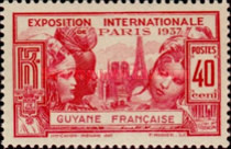 [World Exposition, Paris, Typ AC]