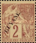 [French Colonies - General Issues Overprinted