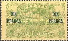 [Not Issued Stamps Overprinted, Typ O]