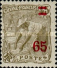 [Number 54,60,64 and Not Issued Stamps Surcharged, Typ P2]