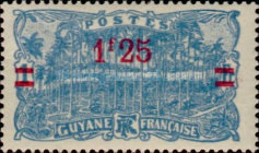 [Number 54,60,64 and Not Issued Stamps Surcharged, Typ P6]