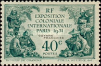 [Colonial Exposition, Paris, Typ T]