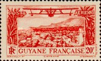 [Airmail - Cayenne, type X7]