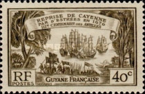 [The 300th Anniversary of the Colonization of Antilles, Typ Y]