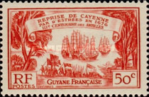 [The 300th Anniversary of the Colonization of Antilles, Typ Y1]