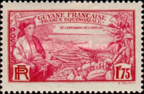 [The 300th Anniversary of the Colonization of Antilles, Typ Z]