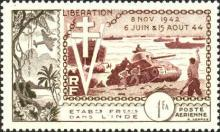 [Airmail - The 10th Anniversary of D-Day, type CG]