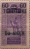 [Upper Senegal and Niger Postage Stamps & Not Issued Surcharged, Typ B3]