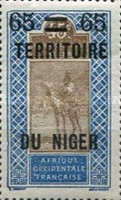 [Upper Senegal and Niger Postage Stamps & Not Issued Surcharged, Typ B4]