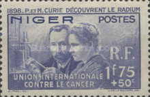[The 40th Anniversary of the Discovery of Radium, Typ Q]