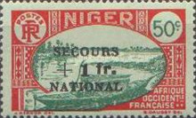 [Nos. 42, 48, 49 & 65 Overprinted & Surcharged, Typ Y]