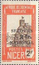 [Nos. 42, 48, 49 & 65 Overprinted & Surcharged, Typ Y3]