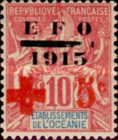[Red Cross Charity - Number 38 Overprinted, Typ A21]