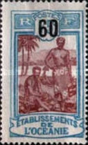 [Number 36 and 37 and Not Issued Stamps Surcharged, Typ C17]
