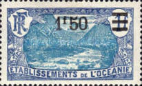 [Number 36 and 37 and Not Issued Stamps Surcharged, Typ D12]