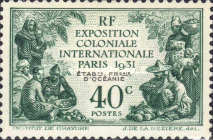 [International Colonial Exhibition, Paris, Typ T]
