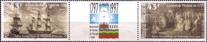 [The 200th Anniversary of the Evangelical Church of French Polynesia, Typ AAD]