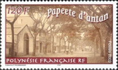 [Papeete in Old Photographs, Typ AGG]
