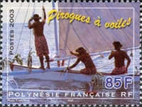 [Pirogues, Sailing Canoes, Typ AGJ]