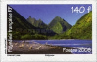 [Polynesia booklet - Self-Adhesive, Typ AMD1]