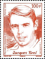 [Famous People - Jacques Brel, Typ AMP]