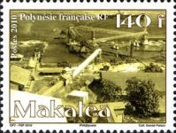 [Makatea - The 100th Anniversary of the Phosphate Mine Working, type AOL]