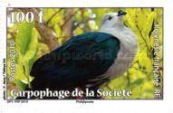 [Birds of Polynesia - Self Adhesive, type AOP]