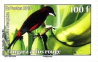 [Birds of Polynesia - Self Adhesive, type AOQ]