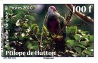 [Birds of Polynesia - Self Adhesive, type AOR]