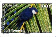 [Birds of Polynesia - Self Adhesive, type AOU]