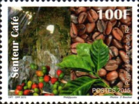 [Coffee Scented Stamp, Typ AUY]