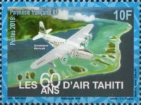[Airplanes - The 60th Anniversary of D'Air Tahiti, Typ AYI]