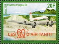 [Airplanes - The 60th Anniversary of D'Air Tahiti, Typ AYJ]