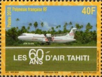 [Airplanes - The 60th Anniversary of D'Air Tahiti, Typ AYK]