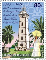 [The 150th Anniversary of the Point Venus Lighthouse, Typ AYP]