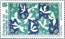 [The 150th Anniversary of the Birth of Henri Matisse, 1869–1954, type BAH]