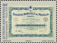 [Historical Share Certificates, type BAS]