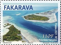 [Islands of French Polynesia, type BCE]