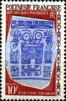 [Art from Marquises Island, Typ BN]